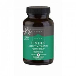 Green Child Living Multivitamin, Terranova 50 kaps