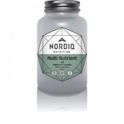 Multi Nutrient, Nordiq Nutrition 60 kaps
