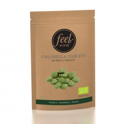 Chlorella-tabletter 150 g,...