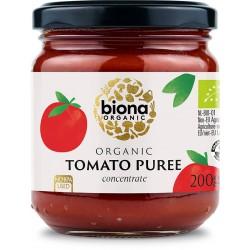 Tomato puree 200 g, Biona