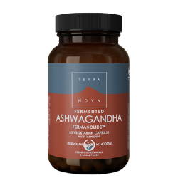 Fermentoitu Ashwagandha, Terranova 50 kaps