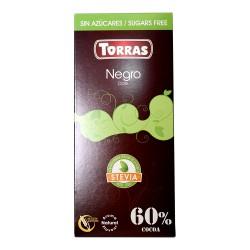 Sugar-free dark stevia...