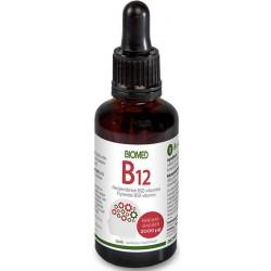 Liquid B12, 50 ml, Biomed