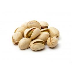 Pistaasipähkinä 800 g, paahdettu ja suolattu, luomu