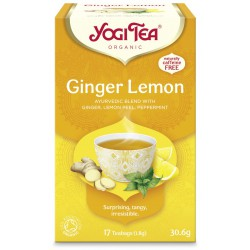 Ginger-lemon tea 17 pcs,...
