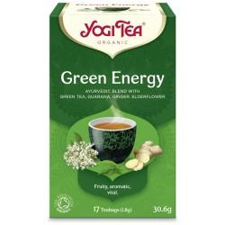 Green Energy tea 17 pcs,...