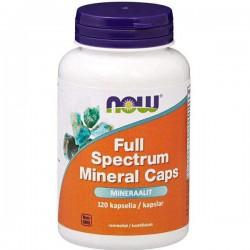 Full Spectrum Mineral caps, 120 kaps
