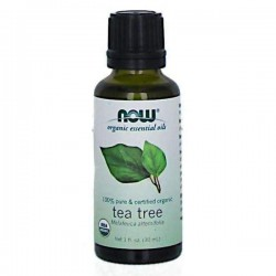 NOW Foods Organic Tea Tree...