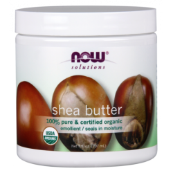 NOW Foods Shea butter 207 ml