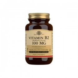 B2-Vitamiini 100 mg, Solgar 100 kaps