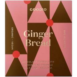 Gingerbread 50% Raakasuklaa, Goodio, 48g