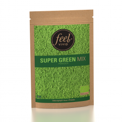 Super Green Mix 100 g, Luomu