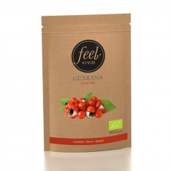 Guarana Powder 100g, Organic