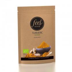 Turmeric Powder, Organic 80 g
