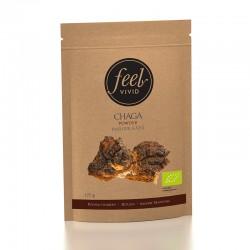 Chaga Powder 125 g, Organic