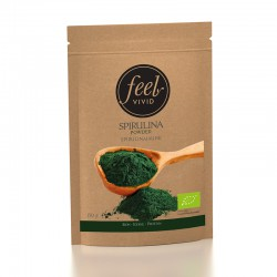 Spirulina Powder 150 g,...