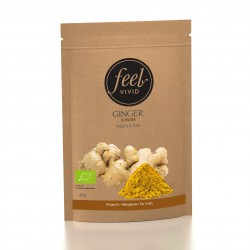 Ginger Powder, Organic 80 g