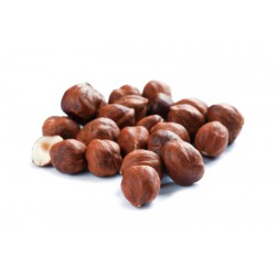 Hazelnut 500 g, Organic, Raw