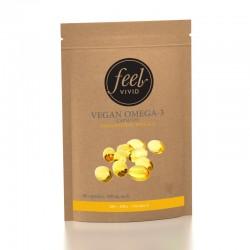 Vegansk Omega-3, 90 kapslar