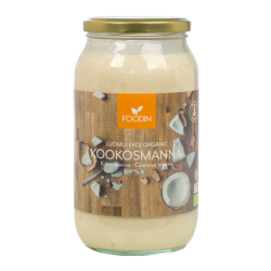 Coconut, Raw, Organic, 1000ml