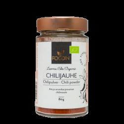 Chilipulver, ekologisk 80 g