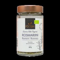 Rosmariini, Luomu 40g