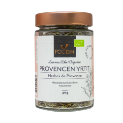 Provencal herbs, organic 40g