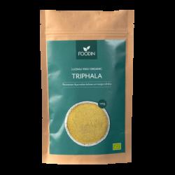 Triphala, organisk, 120 g