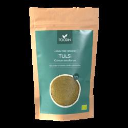 Tulsi-pulver, organisk, 150 g