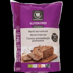 Dark seed bread flour...