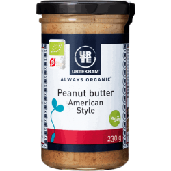 Peanut butter sweetened, 230g