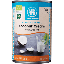 Coconut cream, 400 ml