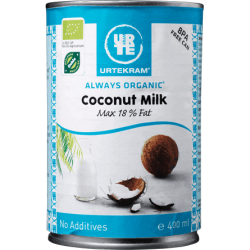 Coconut milk, 400 ml