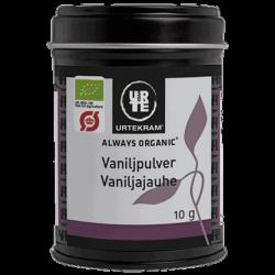 Vanilla powder, 10 g
