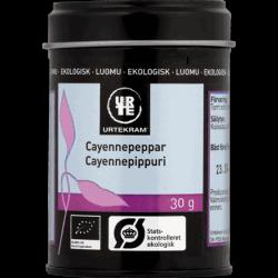 Cayenne peppar, 30 g