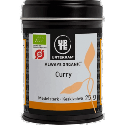 Curry, 25 g