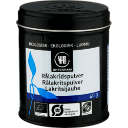 Raw licorice powder, 40g