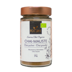 Chai spice mix, Organic 70g