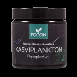 Planteplankton, 50 g