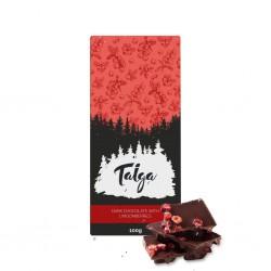 Taiga's Dark Chocolate with...