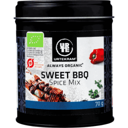 Sweet BBQ Spice Mix, 70g