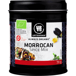 Moroccan Spice Mix, 70g
