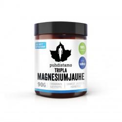 Tripla Magnesiumjauhe 90g