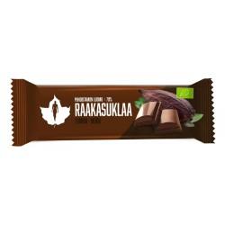 Raakasuklaa, Tumma 36 g