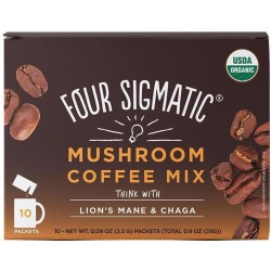 Mushroom coffee mix, Lion's...