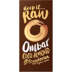 Chocolate, coconut & almond...