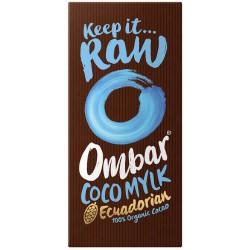 Chocolate, coconut millet...