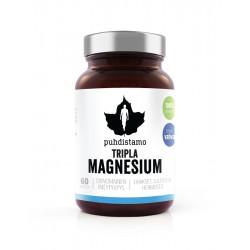 Tripla Magnesium 60 kaps