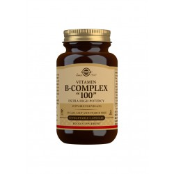 B-Complex 100, Solgar 50 kaps