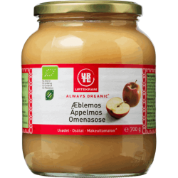 Apple puree Organic, 700g